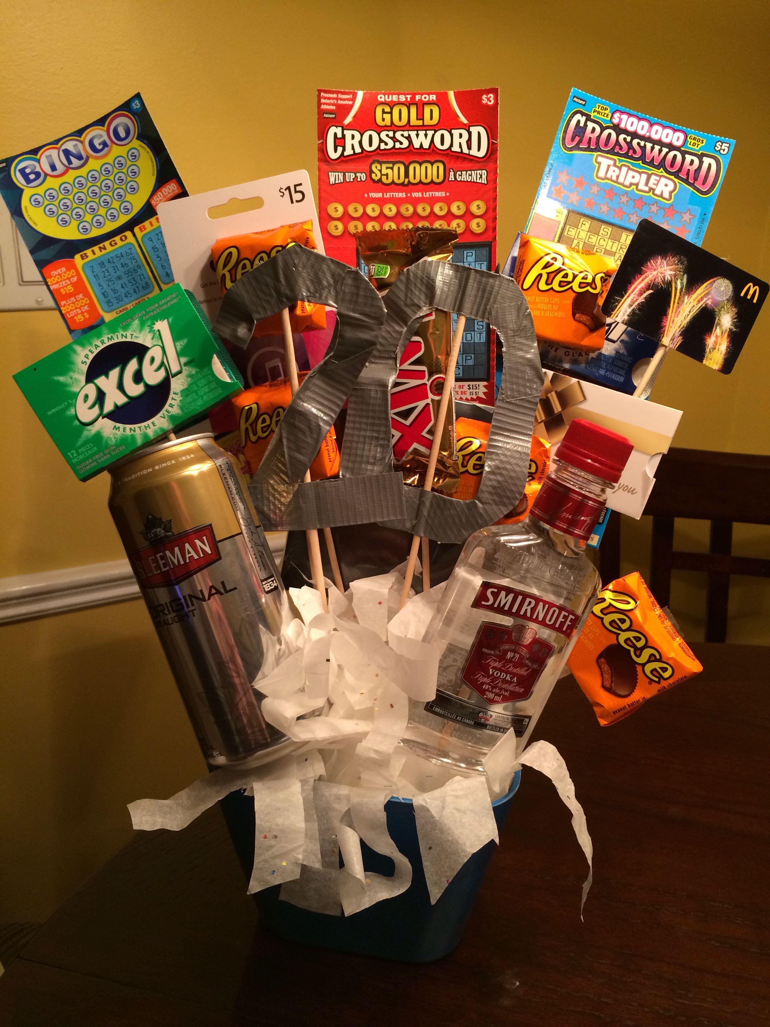 Gift ideas for boyfriend gift ideas for 20th birthday for for Presents for boyfriends birthday