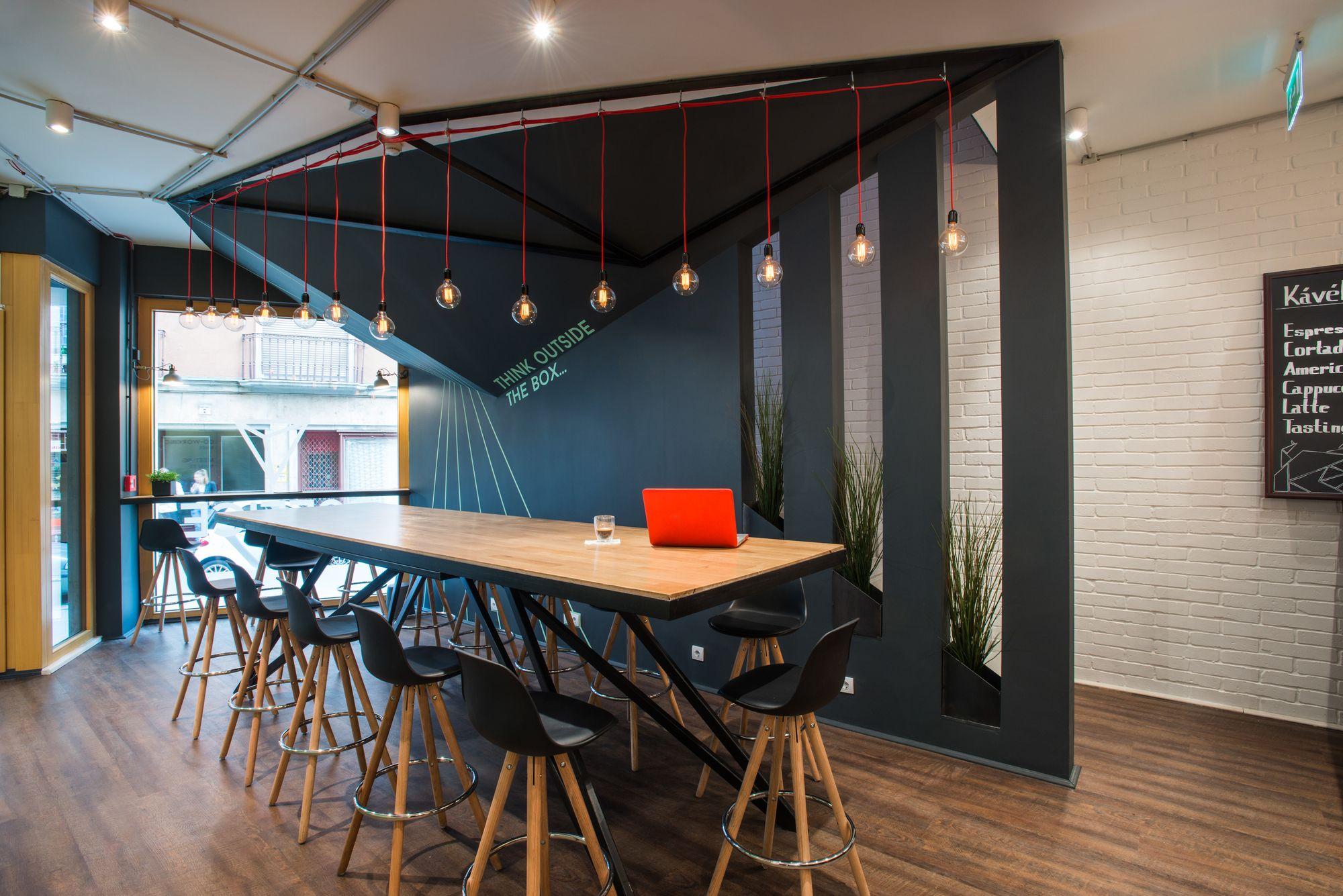 cafe restaurant - Multi Cafe Decoration