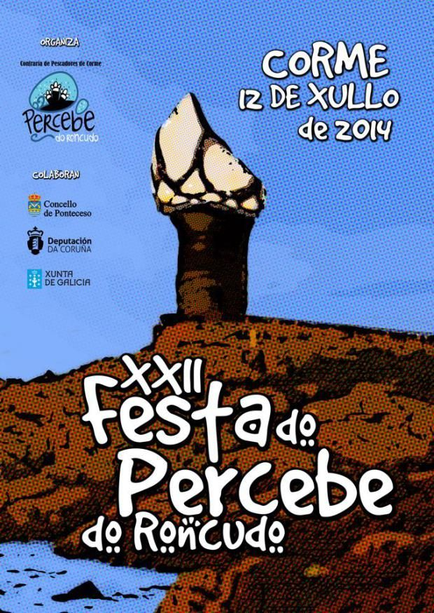 Festa Percebe Roncudo Corme A Coruña Agendas Eventos