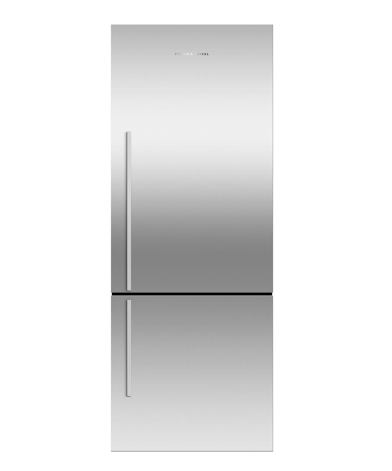 Fridge Freezer 635mm 364l Top Freezer Refrigerator Nutritious Meals Kitchen Appliances