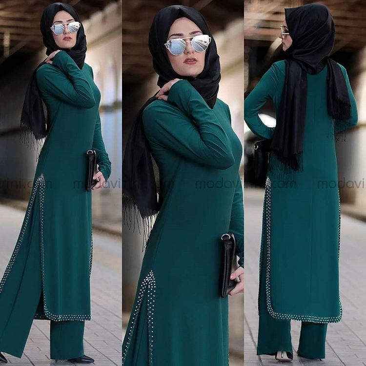 Eliza Ikili Takim Gul Kurusu Pnn1016 Fiyat Hijab Fashionista Fashion Fashionista
