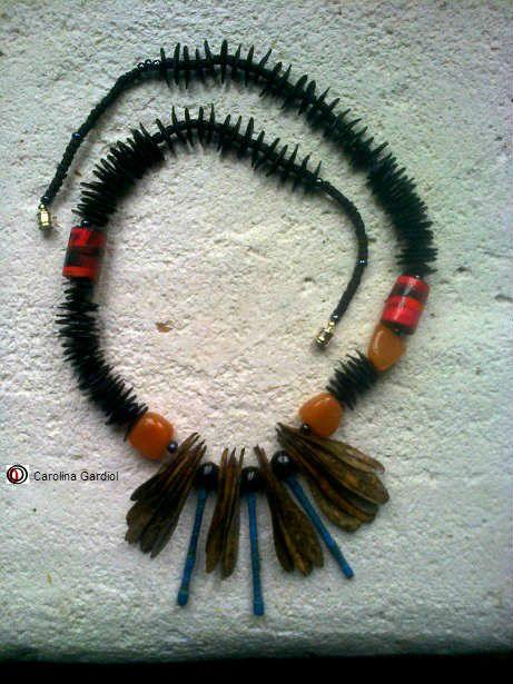 a953b9a57e9f Lote De 30 Collares De Semillas Hechos En Chiapas -   500.00 en ...