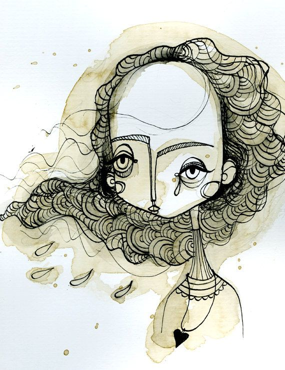 Imagini pentru girl watercolor illustration
