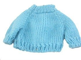 A Knitted Pattern for a Teddy Bear Jumper | Teddy bear ...
