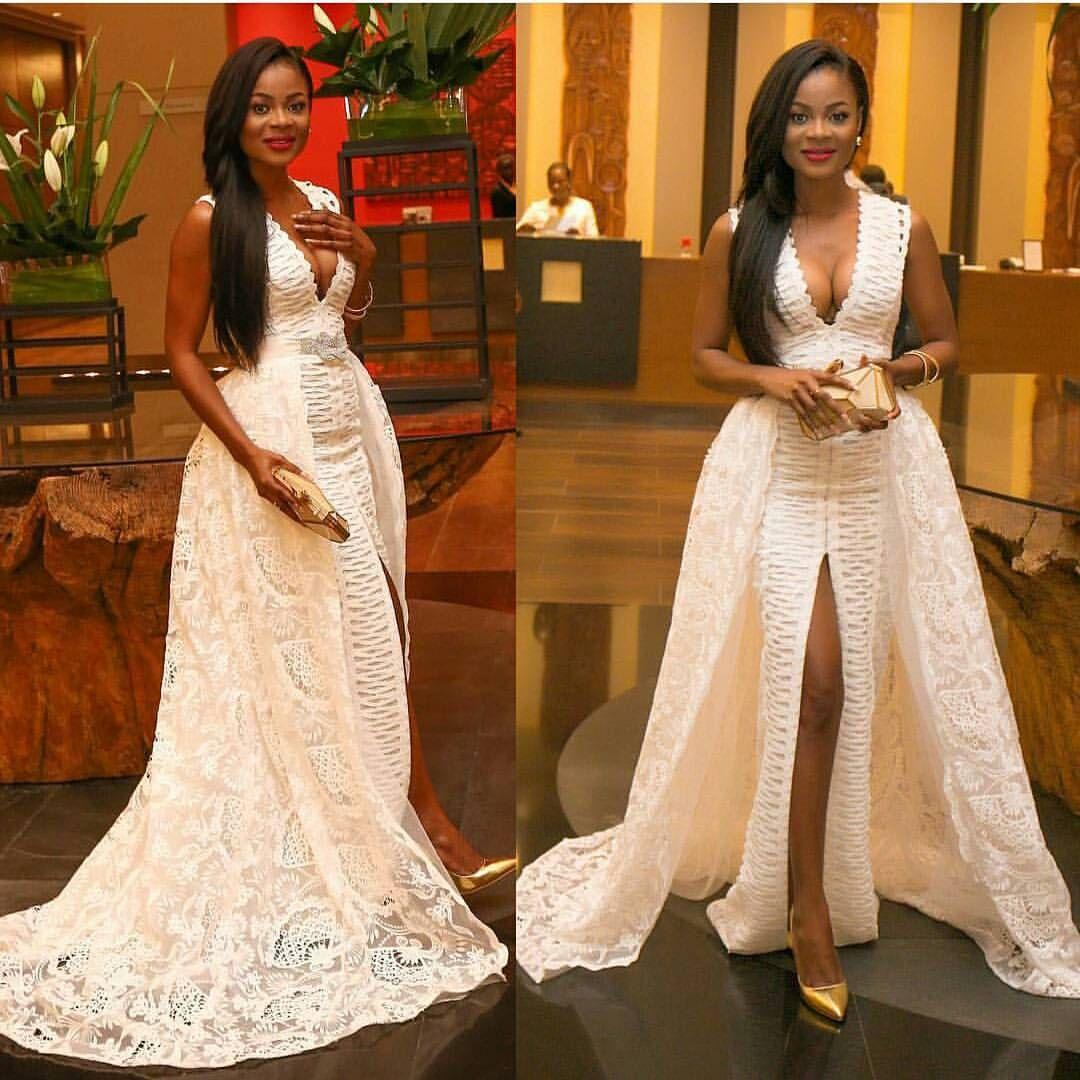 Gentil African Dress