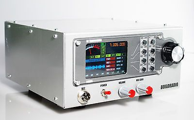 RTC03 HF Transceiver Controller with Si5351 Freq Synthesizer