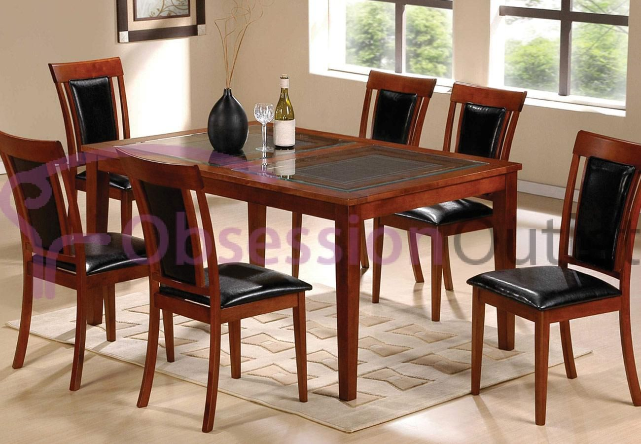 Dining Table Design Furniture Wooden, American Made Dining Room Chairs