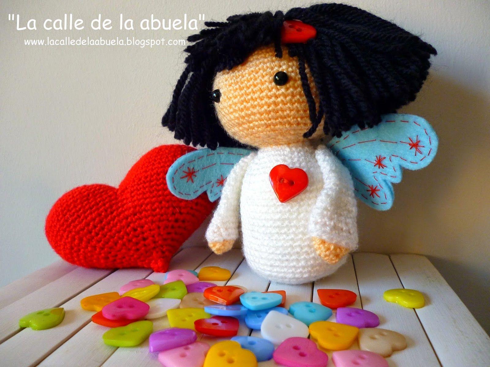 Crochet Amigurumi Doll Free : Crochet basics wonder woman amigurumi anime kawaii free