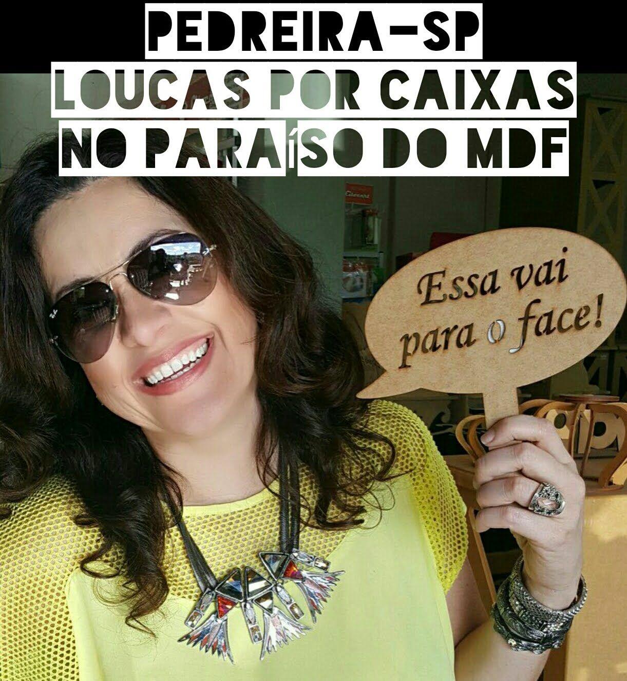 MDF EM PEDREIRA SP