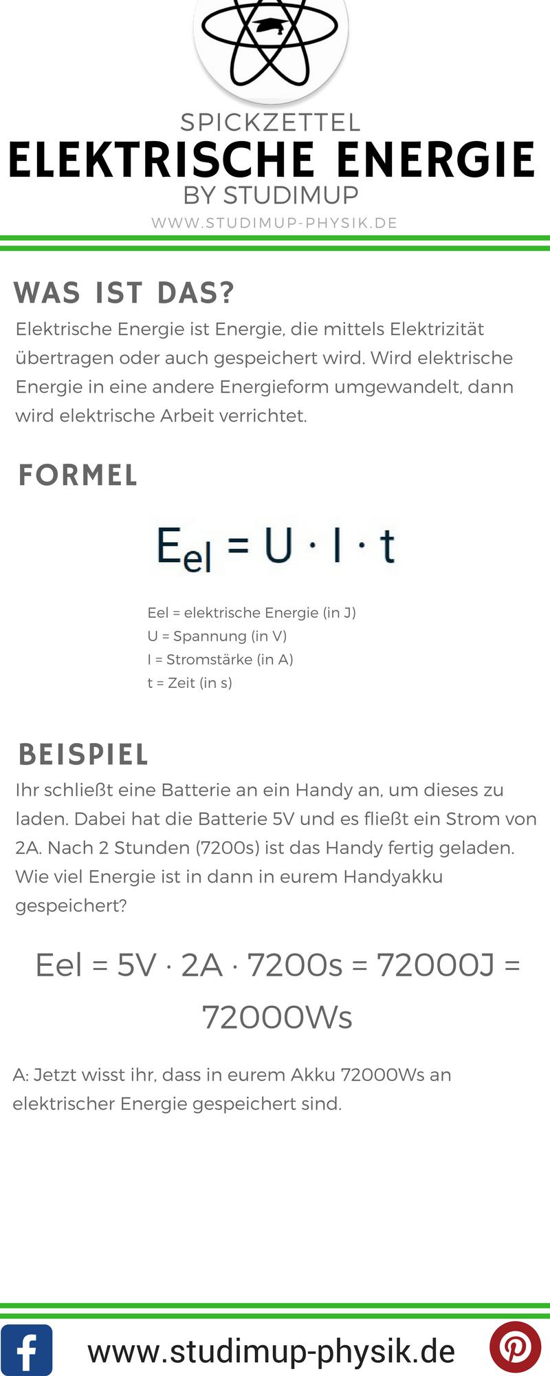 Die Elektrische Energie 14