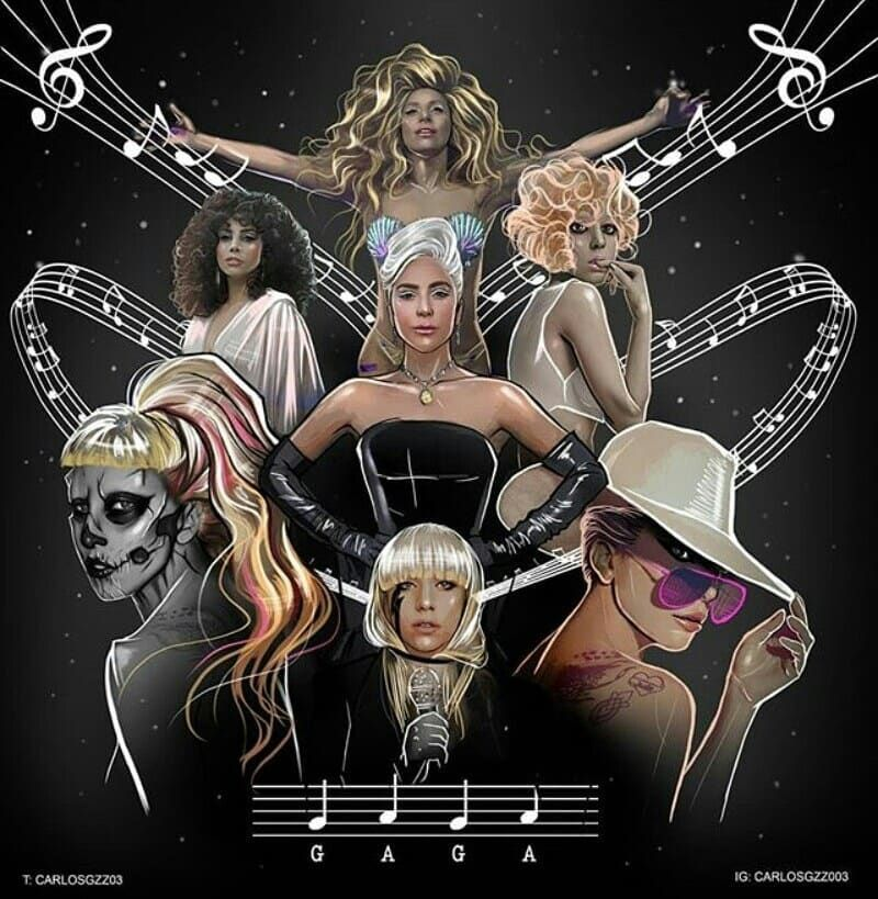 Monsterartists Lady Gaga On Instagram Happybirthdayladygaga