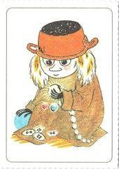 x Kiiltokuva-Hosuli (kortti) | Perromania - pieni postikorttikauppa