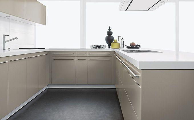 FORSTER - Schweizer Stahlküchen Practical kitchen Pinterest - moderne kuchen forster