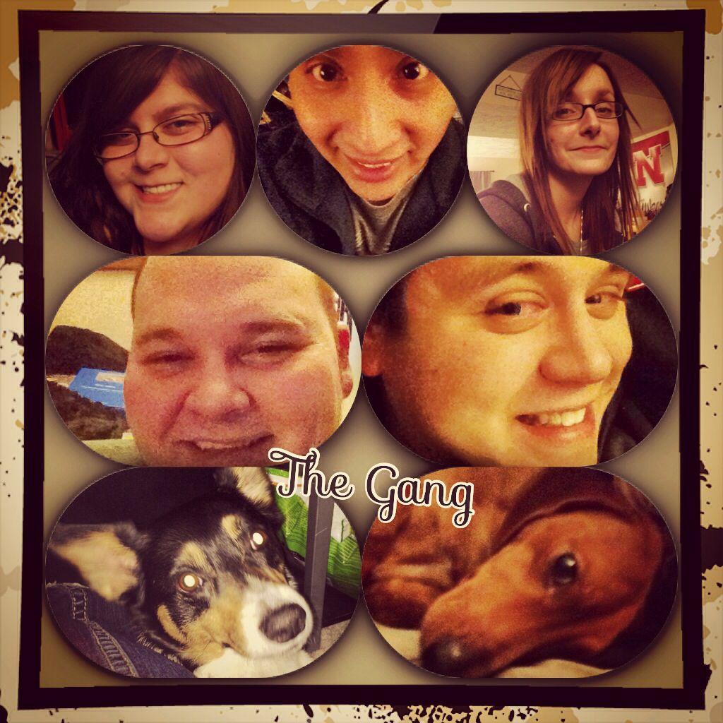 The Gang Friends Bestfriends Gay Omaha Nebraska Unbreakable