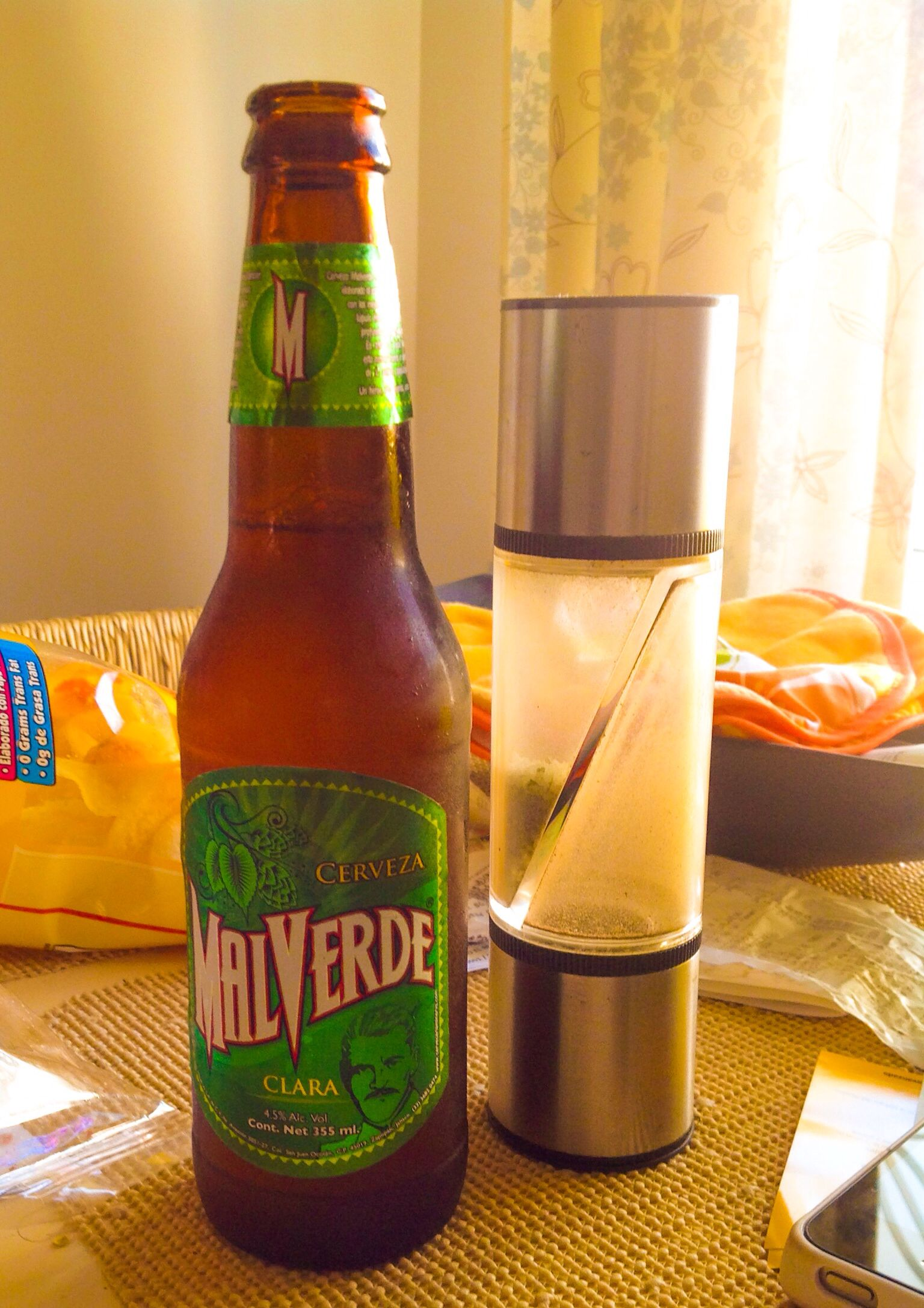 Malverde Pilsen Mexico Cerveza