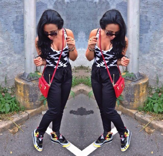 Olivia Blois Sharpe | fashion icon