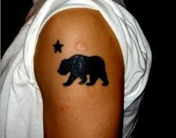 Image result for california tattoo ideas