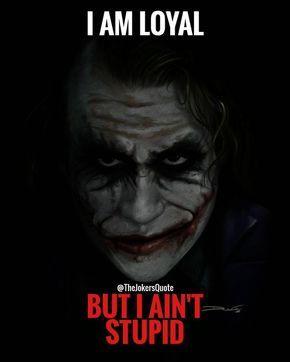 Inspiration : Must Follow @_Joker_Forever Batsman @TheJokerSayings For Daily Mot…
