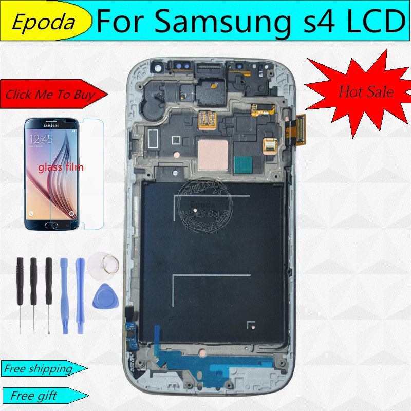 Replacement LCD For Samsung Galaxy S4 i9505 i9500 i337 LCD Display ...