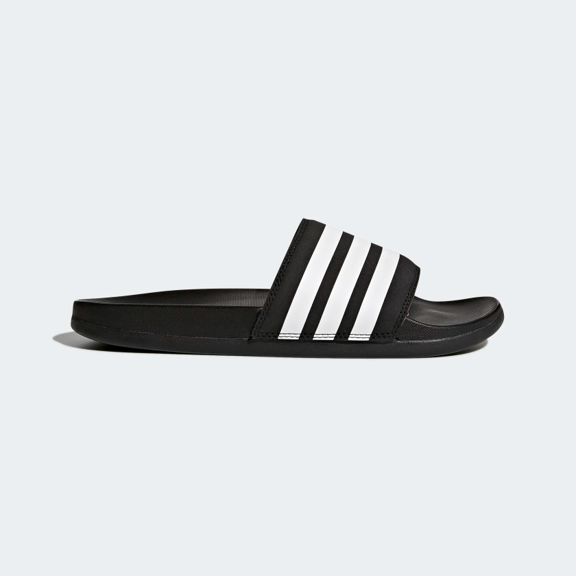 Adilette Comfort Slides in 2020 (With images) | Striped ...