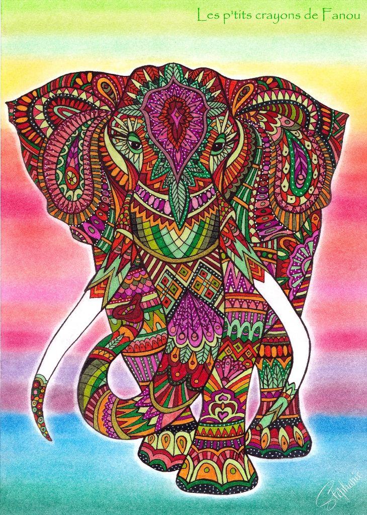 Livre hachette art th rapie bestiaire extraordinaire - Dessin art therapie ...