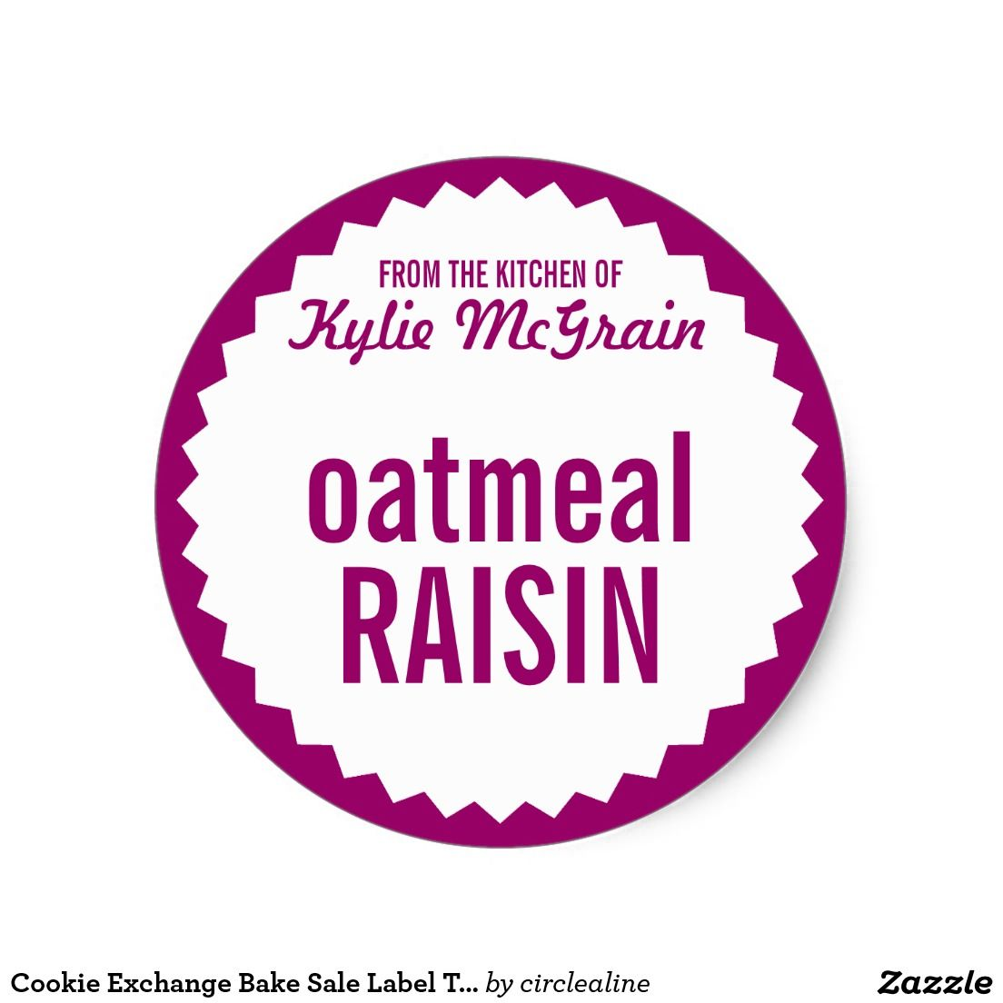 cookie exchange bake label template cookie exchange label cookie exchange bake label template