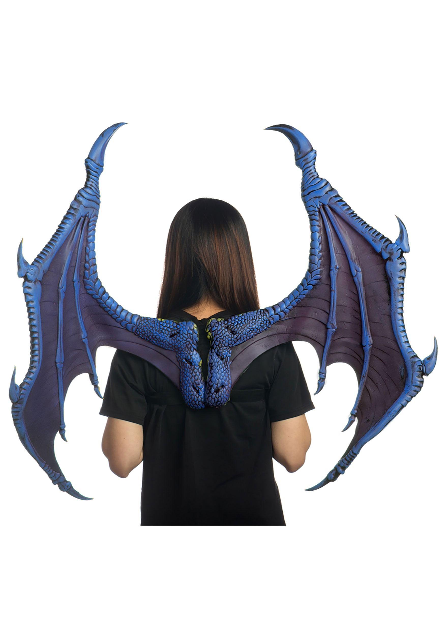 MORESAVE Halloween Fantasy Dragon Kids Cosplay Costume Animal Mask Wing Tail