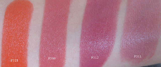 Flormar Pretty Lipstick Swatches Lipstick Makeup Ve Pretty