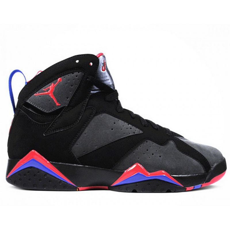 304775 043 Air Jordan 7 Retro Defining Moments Black Charcoal Team Red  cheap Jordan If you want to look 304775 043 Air Jordan 7 Retro Defining  Moments Black ...
