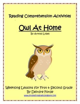 This Is A Complete Set Of Reading Comprehension Responses For All 5 Chapters Of Reading Comprehension Activities Comprehension Activities