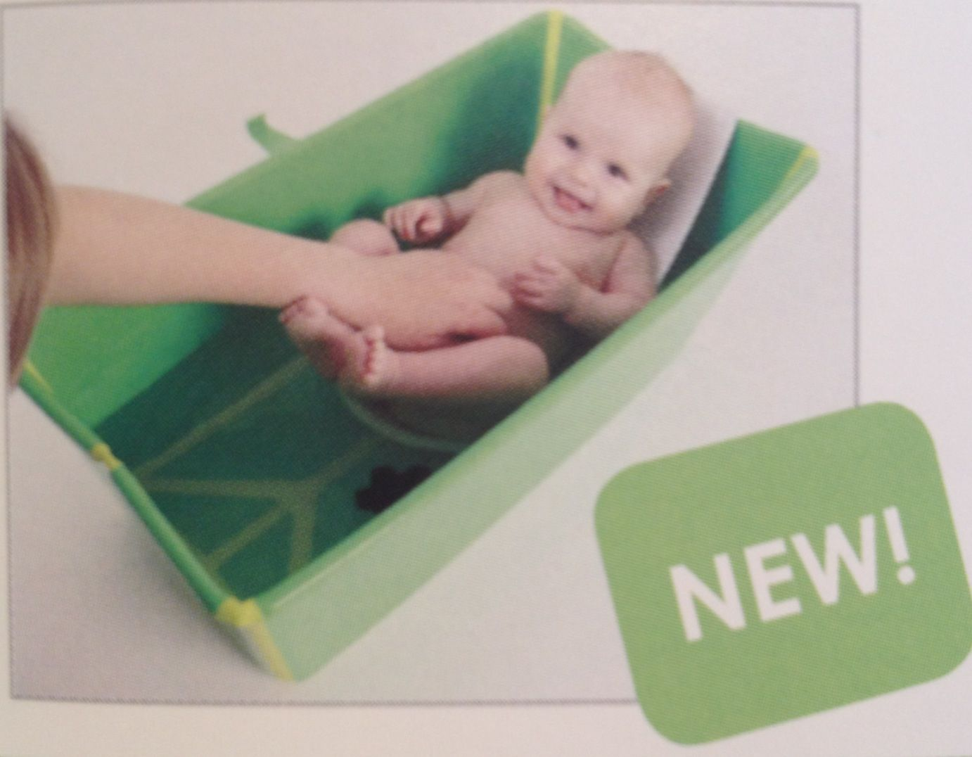 Flexi Bath RRP$59.95 A full size baby bath, foldable for travel to ...