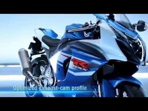 2012 Suzuki GSX-R 1000 official infomercial