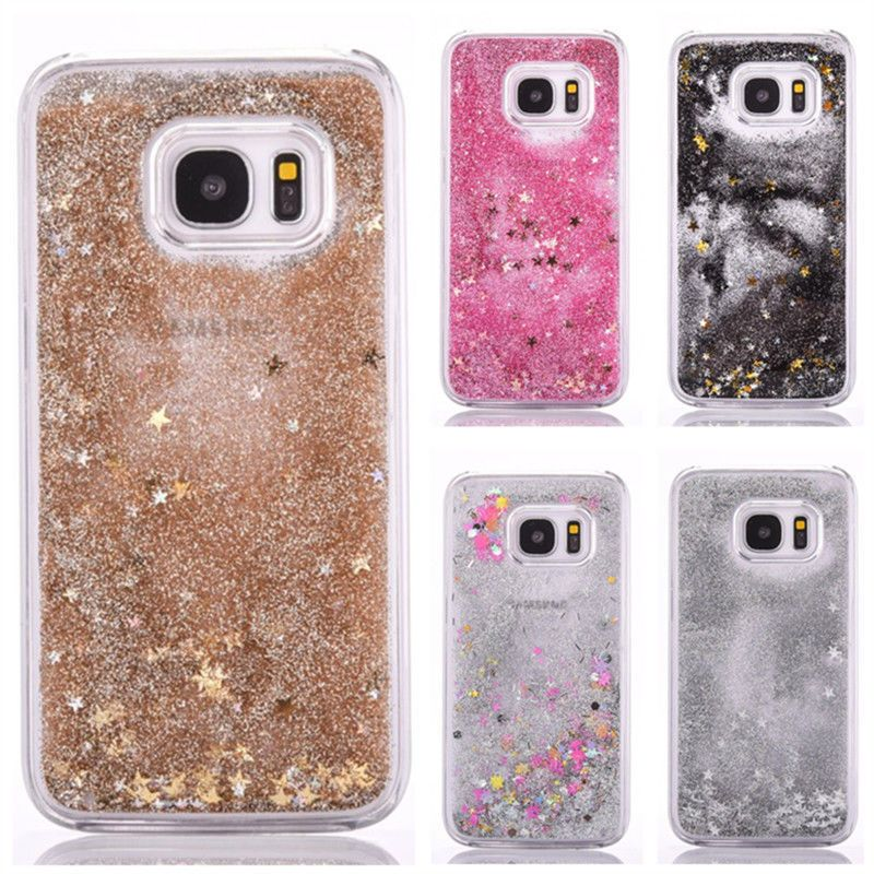 new style 9883b 08f26 $0.99 - Liquid Glitter Stars Bling Moving Latest Design Case Cover ...