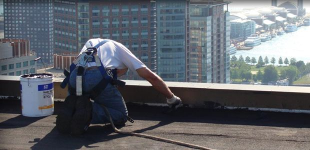 Image result for commercial roof repair