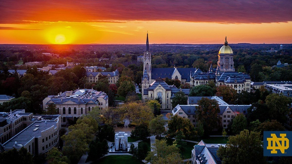 Pin by Al Romero on Notre Dame campus House styles