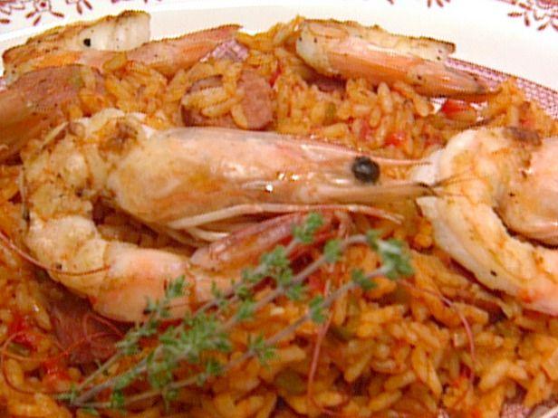 Savannah Red Rice Recipe from Chef Joe Randall.