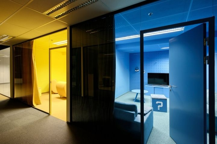 Nanobit Office By Brigada Zagreb Croatia