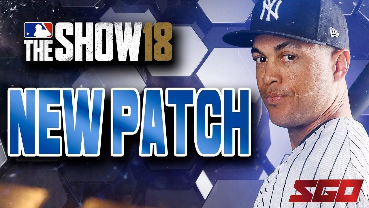 Pin on MLB The Show 18
