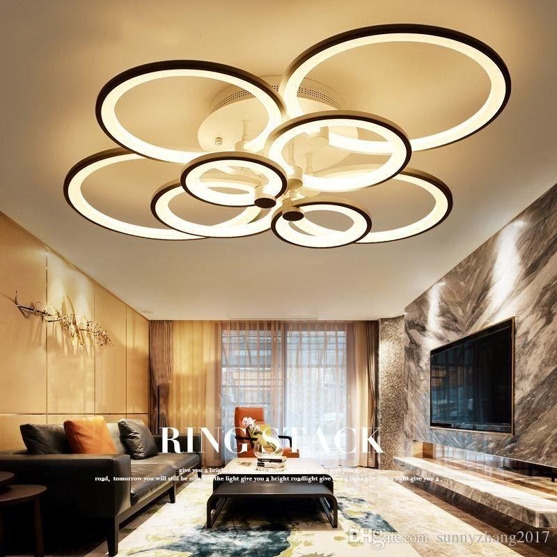 Pin von Mobelimmer auf Deco Ideen  Led lampen wohnzimmer, Led