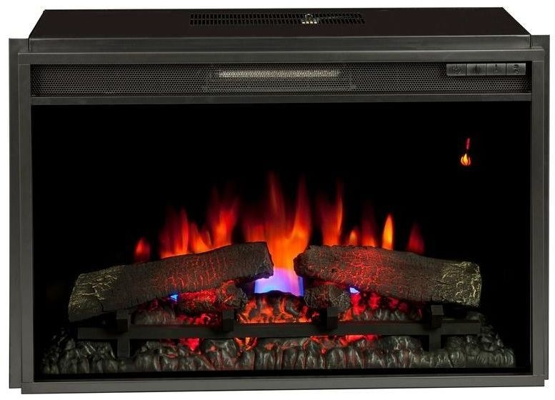 26in Traditional Spectrafire Plus Vent Free Electric Fireplace