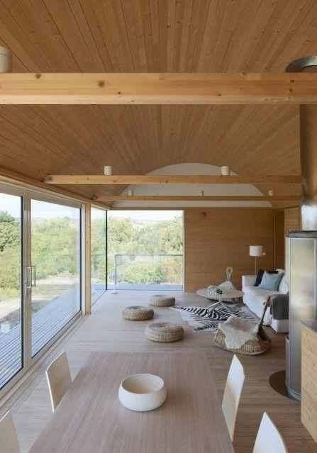 Scandinavian Simple 小さな家 家 ハウス