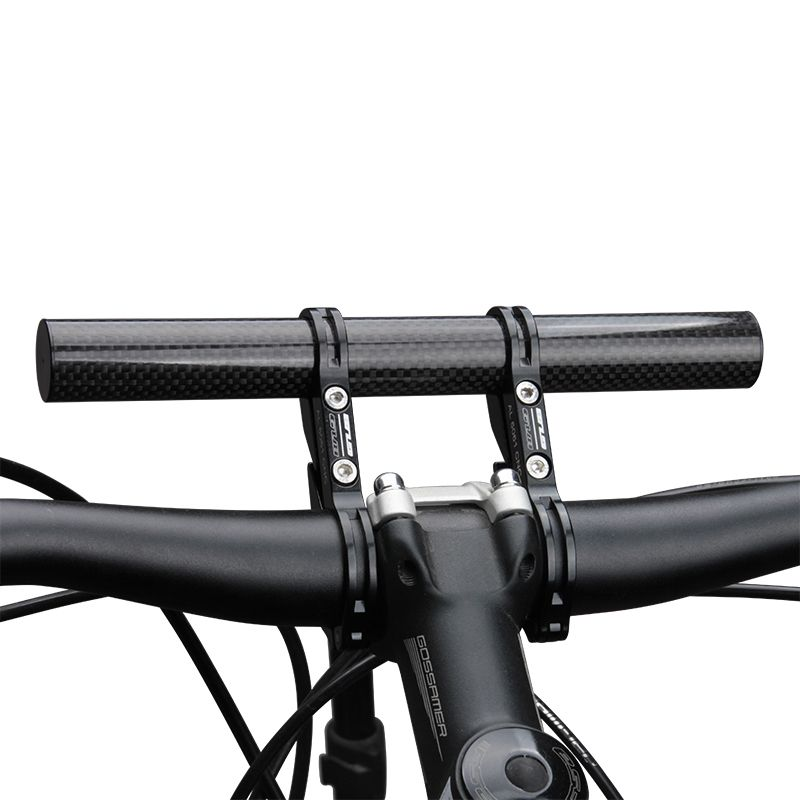 Mountain Bike Handlebar Extender Road Bicycle Bracket Light Holder Phone MountLA