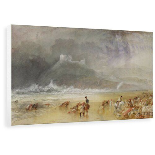 Astoria Grand Gemälde Criccieth Castle, North Wales, c.1835 | Wayfair.de