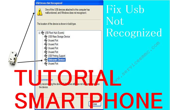 Cara Mengatasi Usb Not Recognized Ketika Mau Flashing Smartphone
