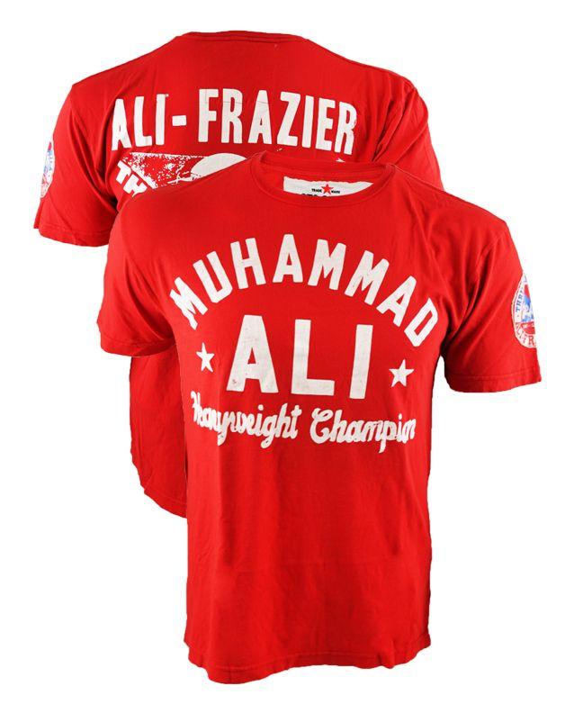 12c5d199 Roots of Fight Muhammad Ali Thrilla In Manila Shirt | My Loves ...
