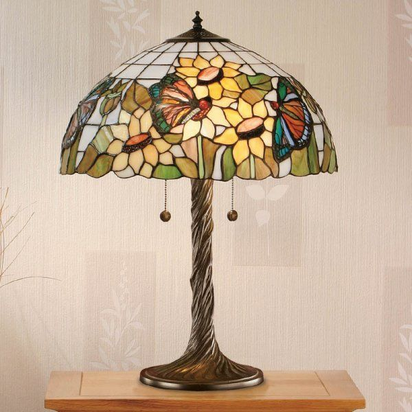 Explore Large Table Lamps, Tiffany Table Lamps, And More!