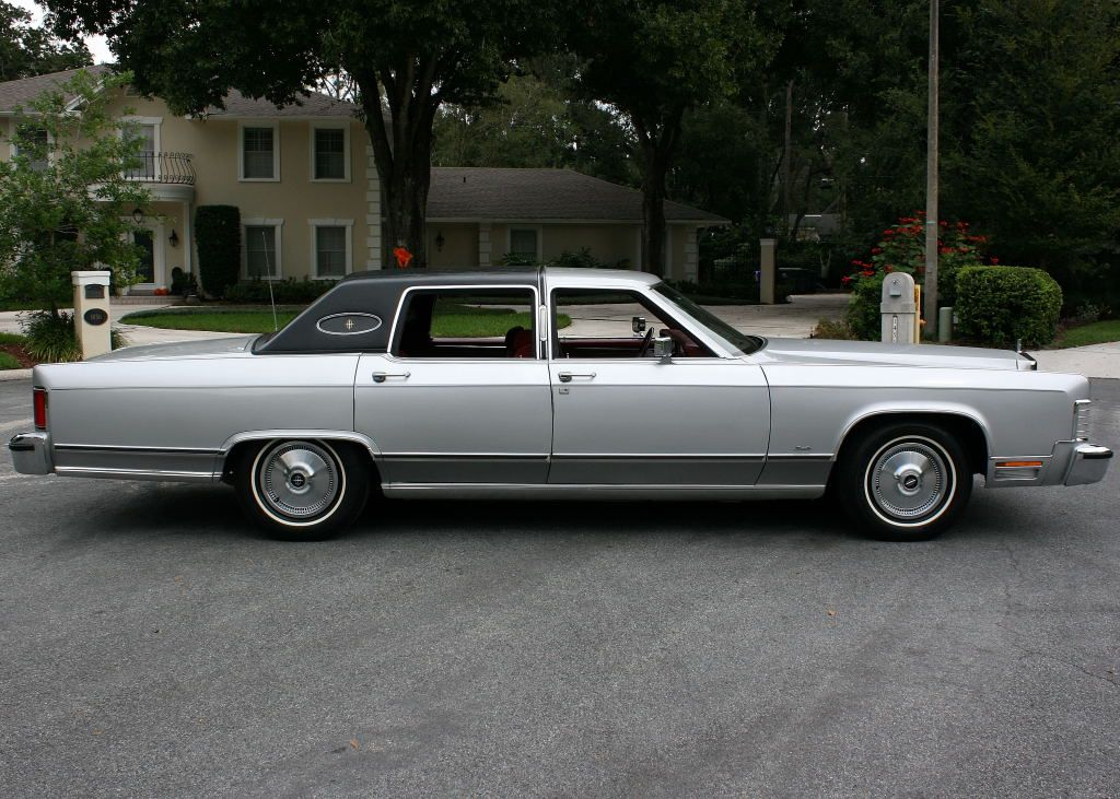 1978 Lincoln Continental Town Car Sold New To Robert Mccormick By Jim Dixon Mercury Of Hamilton Ohio On June 22