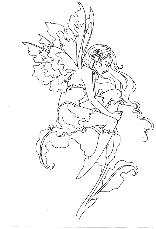 Amy Brown Coloring Book Fairy Coloring Fairy Coloring Pages Fairy Coloring Book