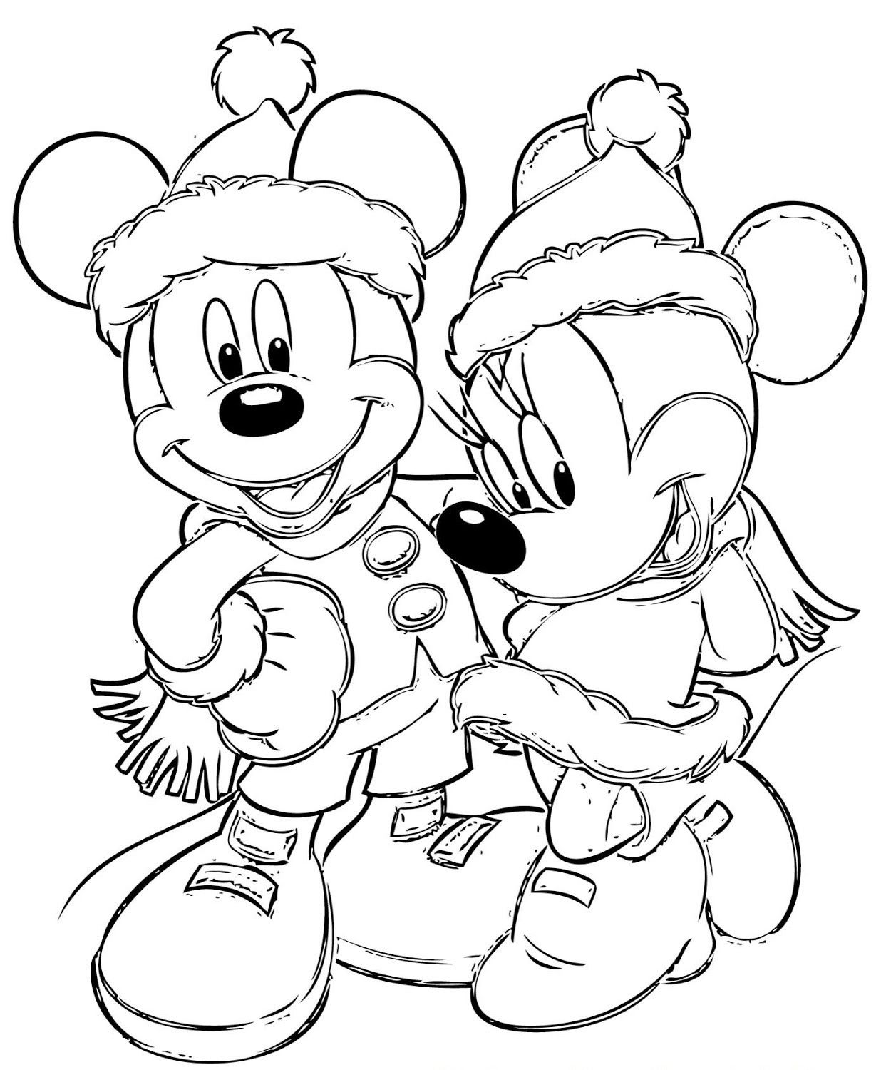 Free minnie mouse coloring pages image gianfreda net news to go