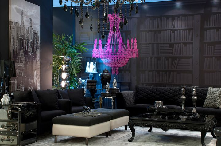 Scarface Meets Steampunk?   Gobbi Novelle Furniture Store By ALBUS Design,  Porto Alegre Brazil
